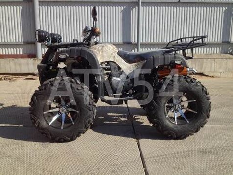 Grizzly 250cc Limited+12""